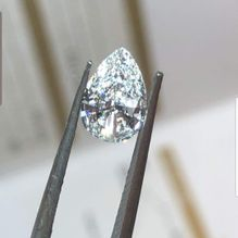 view of a diamond